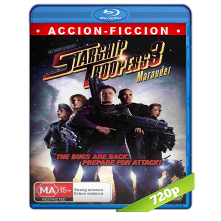 descargar Invasion 3 Merodeador 720p Lat-Cast-Ing[Ficcion](2008) gratis