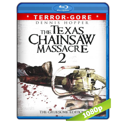 La Masacre De Texas 2 Full HD1080p Audio Trial Latino-Castellano-Ingles 5.1 (1986)