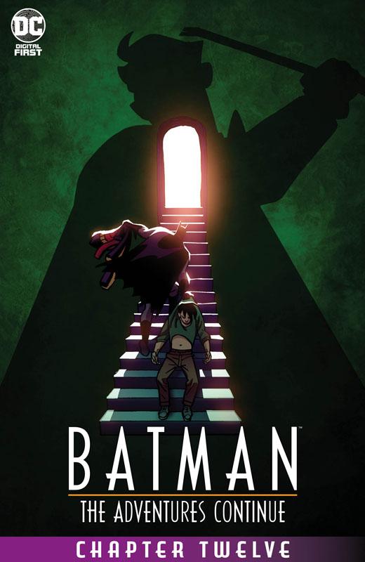 Batman - The Adventures Continue #1-17 + Special (2020) Complete