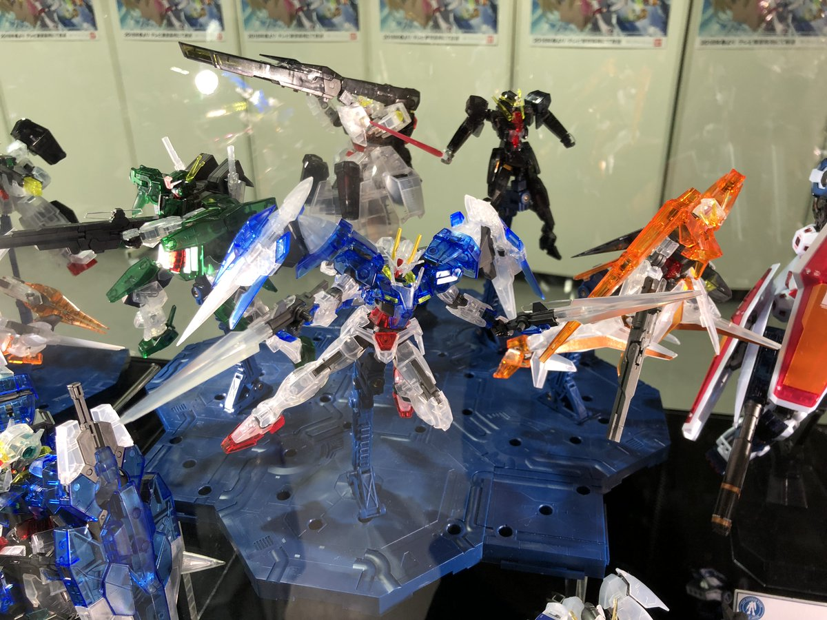 Hobby Show -Gundam Series 2018/2019 XYnIijkO_o