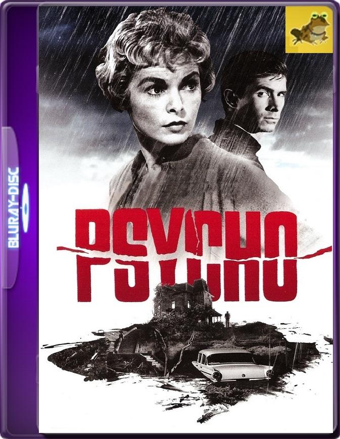 Psicosis (1960) Brrip 1080p (60 FPS) Latino / Inglés