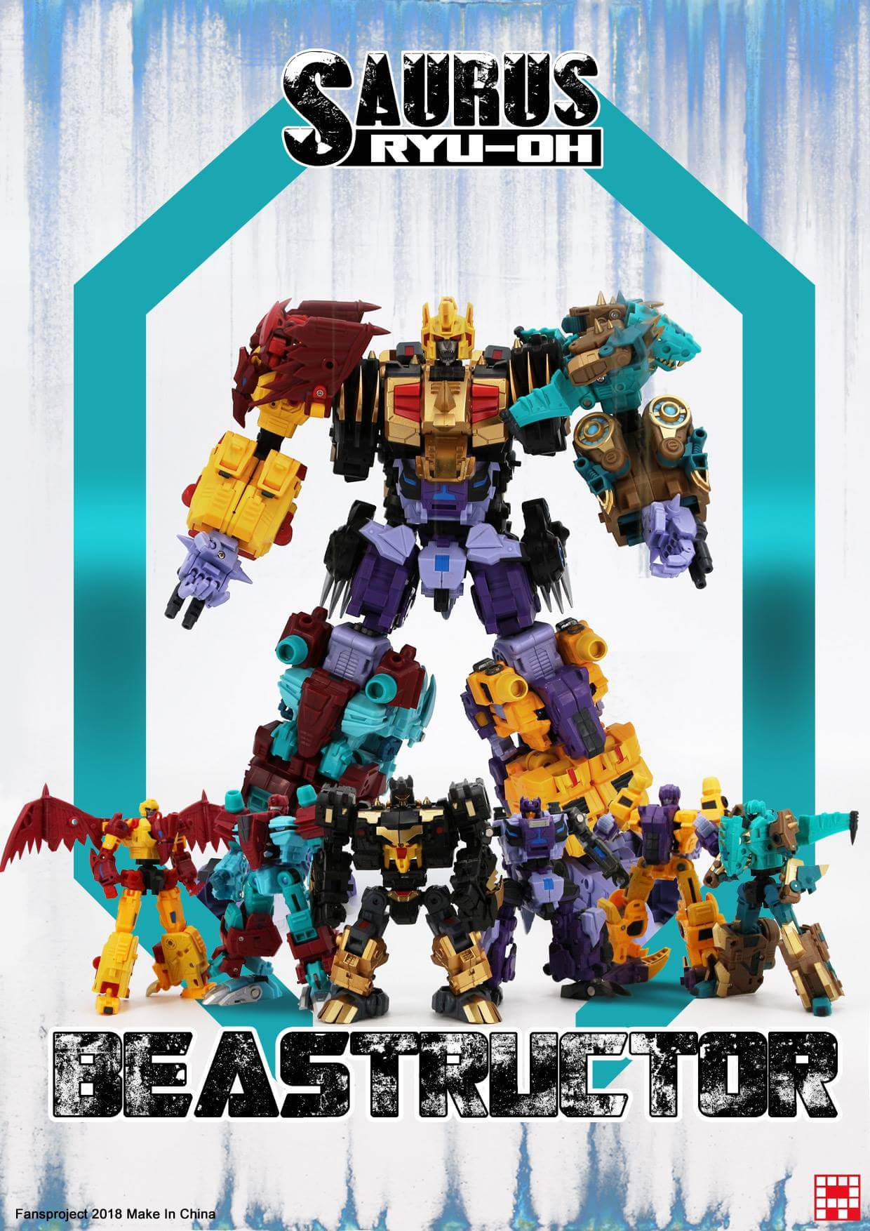 [FansProject] Produit Tiers - Jouet Saurus Ryu-oh aka Dinoking (Victory) | Monstructor (USA) - Page 3 M89Nhr1e_o