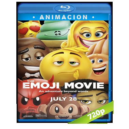 Emoji La Pelicula 720p Lat-Cast-Ing 5.1 (2017)