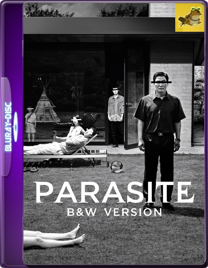 Parasite (Black & White Version) (2019) Brrip 1080p (60 FPS) Coreano Subtitulado