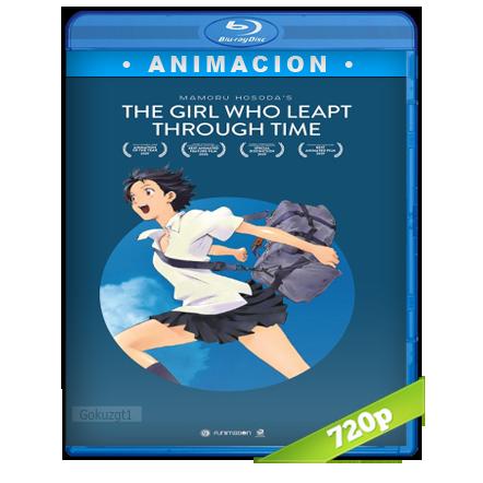 La Chica Que Salto A Traves Del Tiempo (2006) BRRip 720p Audio Tetra Latino-Castellano-Ingles-Japones 5.1