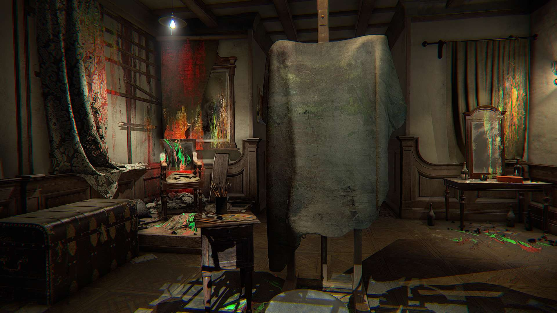 Layers of Fear + Inheritance DLC Captura 1
