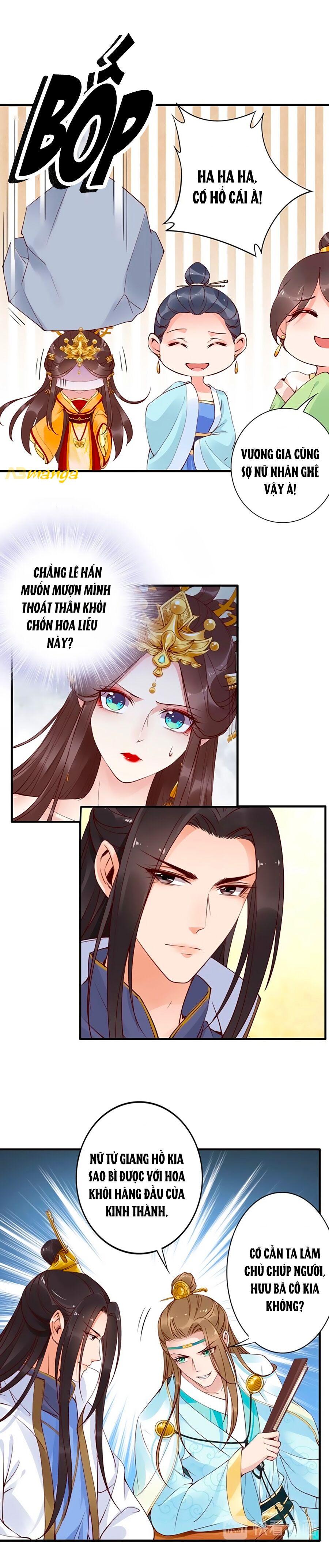 Đế Cung Đông Hoàng Phi Chapter 5