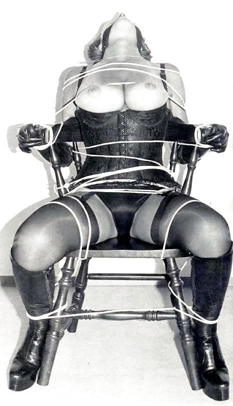 Femdom bondage cage-4991