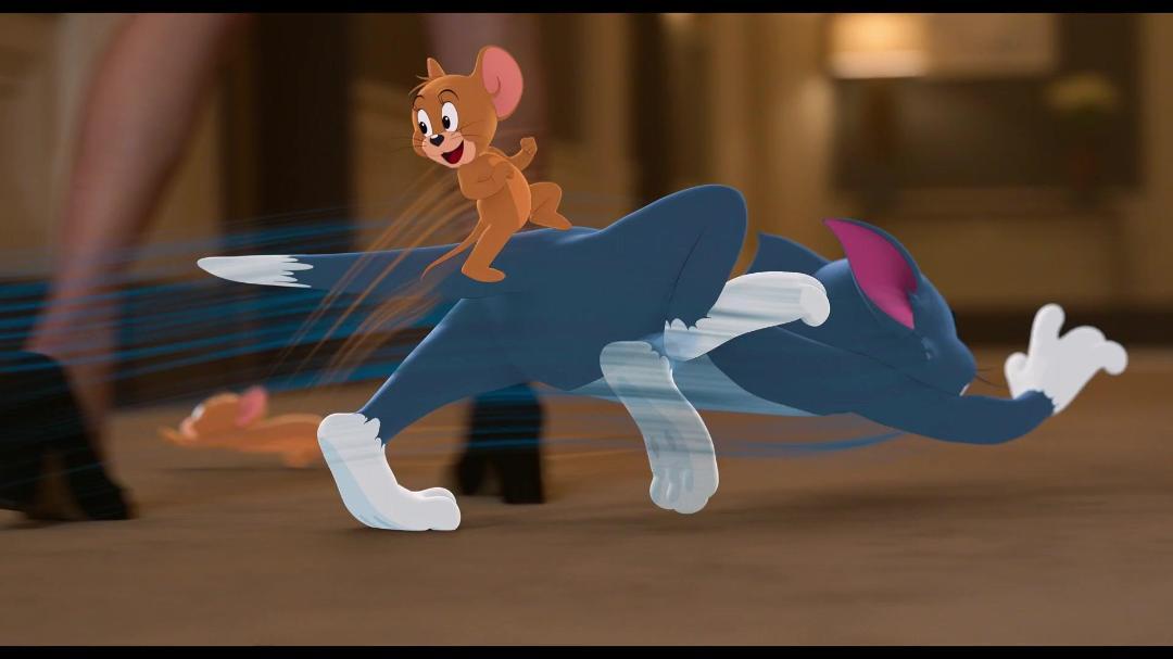 Tom and Jerry 2021 1080p WEB-DL DD5 1 H 264-EVO