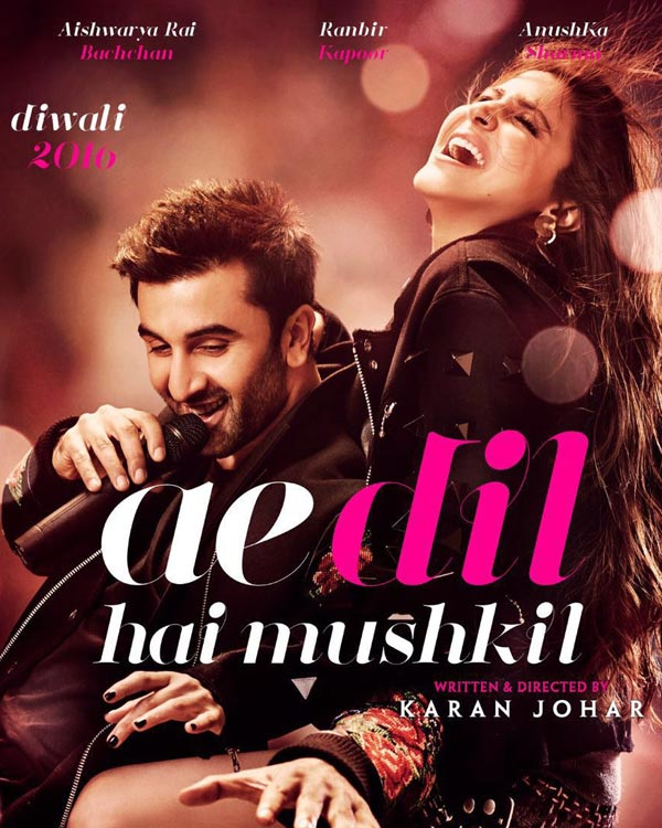 Ae Dil Hai Mushkil (2016) (MUSIC VIDEOS ALBUM) Blue-ray DTS-HDMA & DD 5.1 -[By-DusIcTv]