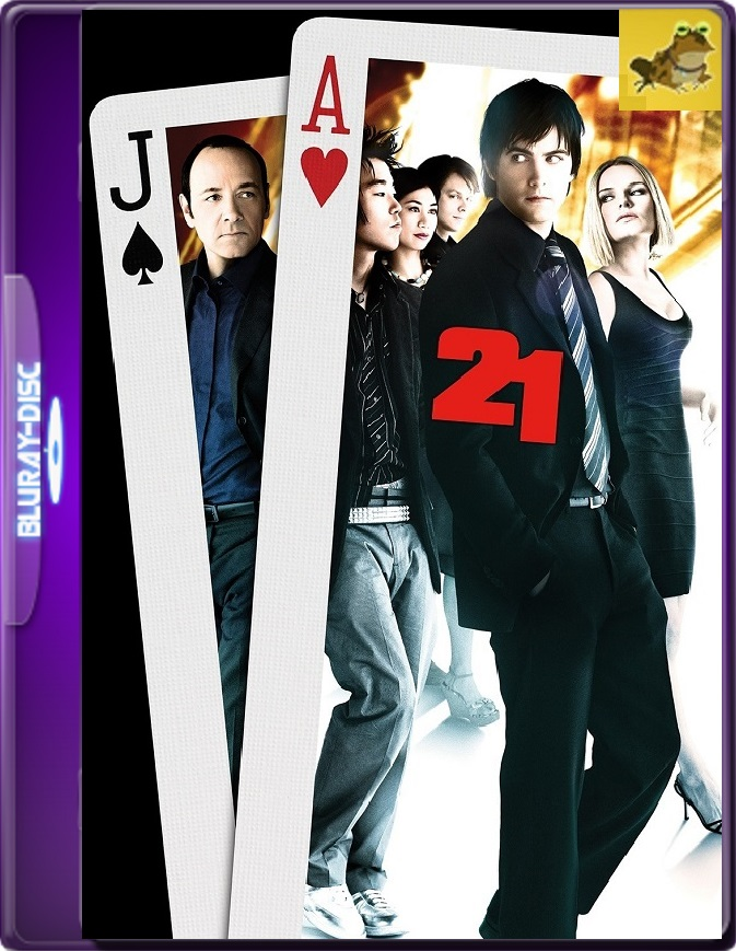 21: Blackjack (2008) Brrip 1080p (60 FPS) Latino / Inglés