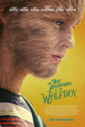 The True Adventures of Wolfboy poster image