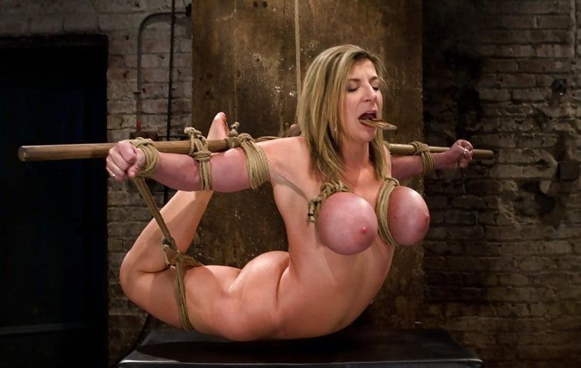 Bdsm hardcore bondage-4446