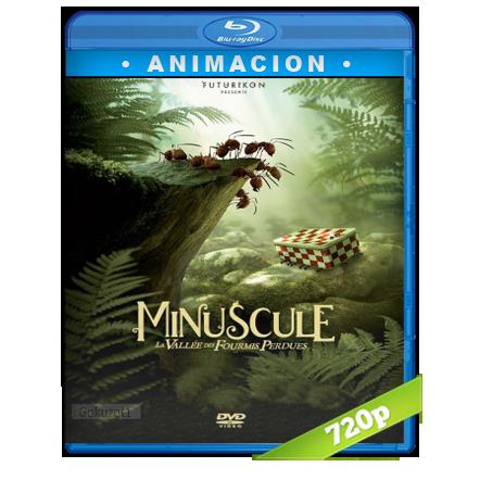 Minusculos HD720p Audio Sin Dialogos[Animacion](2013)
