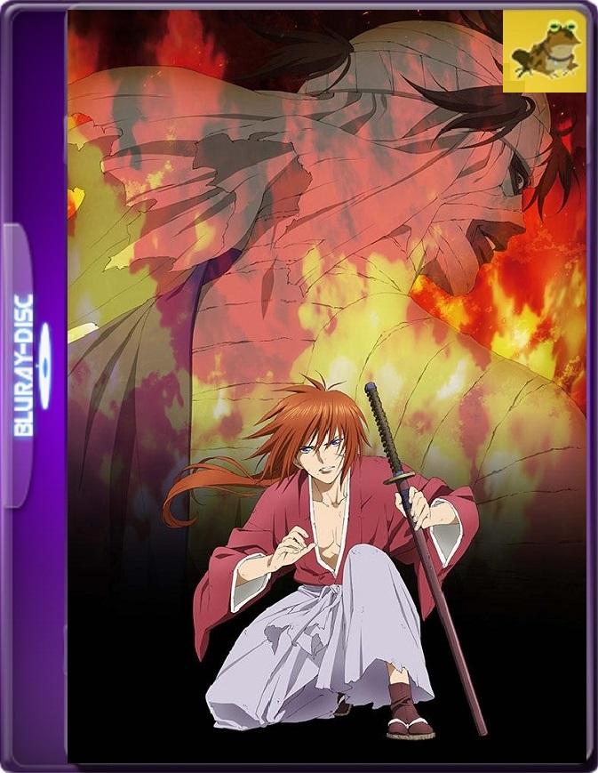 Rurouni Kenshin: Shin Kyoto Hen (2011) Brrip 1080p (60 FPS) Japonés Subtitulado