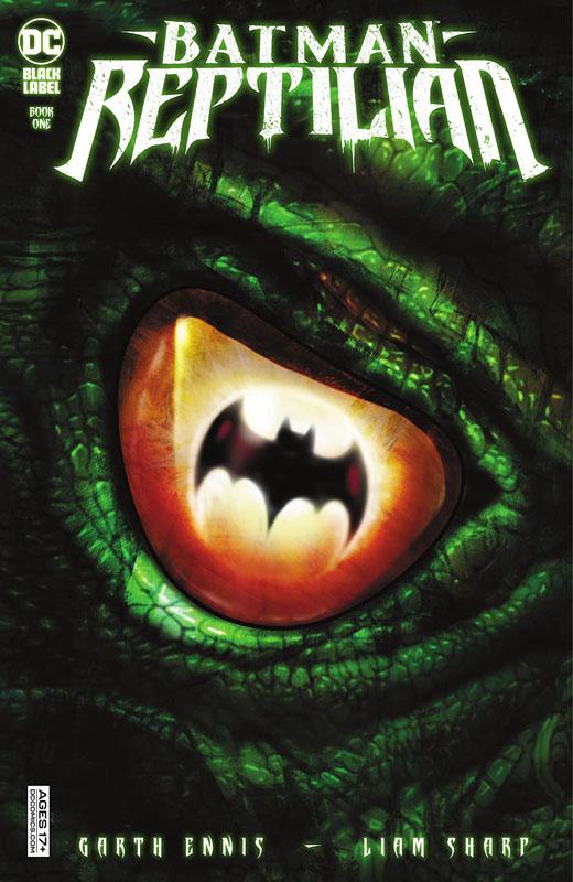 Batman - Reptilian #1-4 (2021)