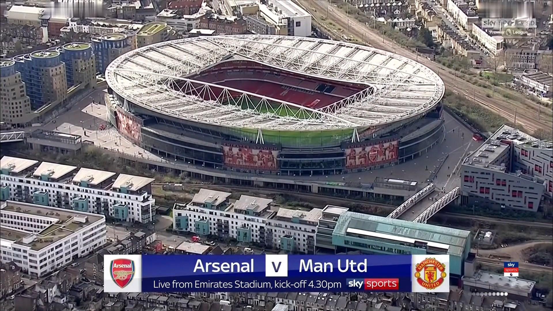 Xem lại: Arsenal vs Manchester United