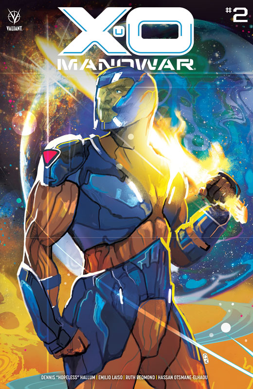 X-O Manowar Vol.5 #1-3 (2020)