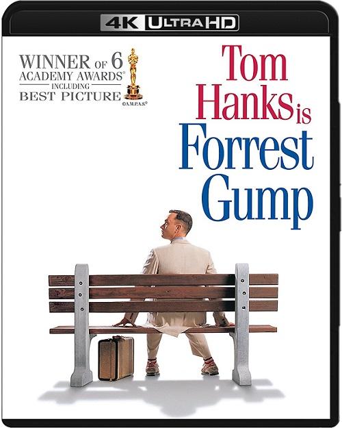 Forrest Gump (1994) PL.DUAL.2160p.UHD.BluRay.x265-FLAME / Lektor PL i Napisy PL