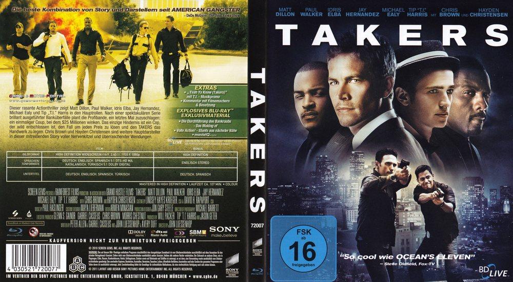 Re: Gangsteři / Takers (2010)