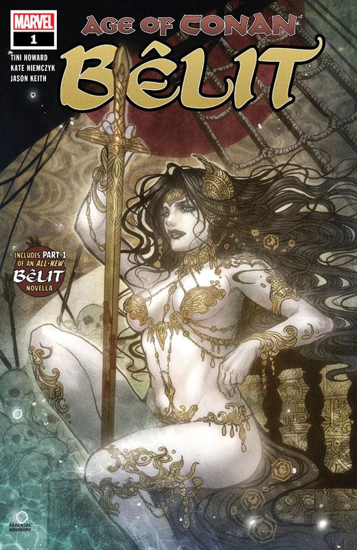 Age Of Conan - Belit, Queen Of The Black Coast #1-4 (2019)