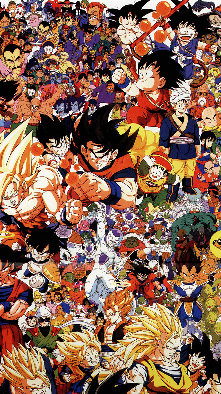 21 Top Dragon Ball Z Wallpaper for Your iPhone and Android Mobile Phone 10