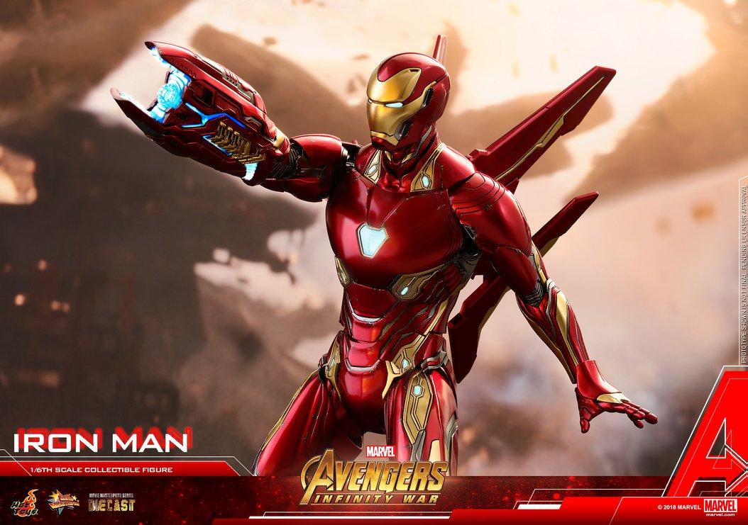 Avengers - Infinity Wars - Iron Man Mark L (50) 1/6 (Hot Toys) GFVxKiNg_o