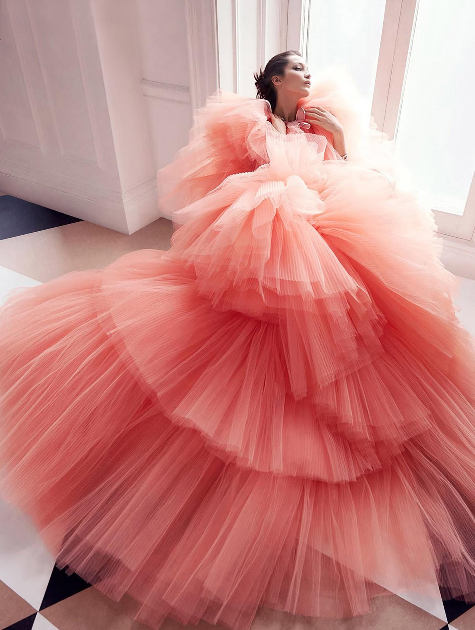 Bella Hadid by Solve Sundsbo / Harpers Bazaar US june/july 2018