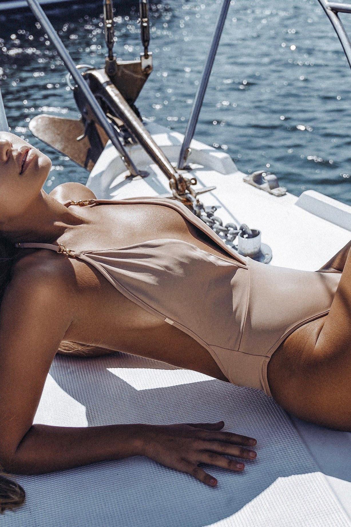 Sofia Jamora by Kesler Tran - Gooseberry Intimates and Seaside 2018