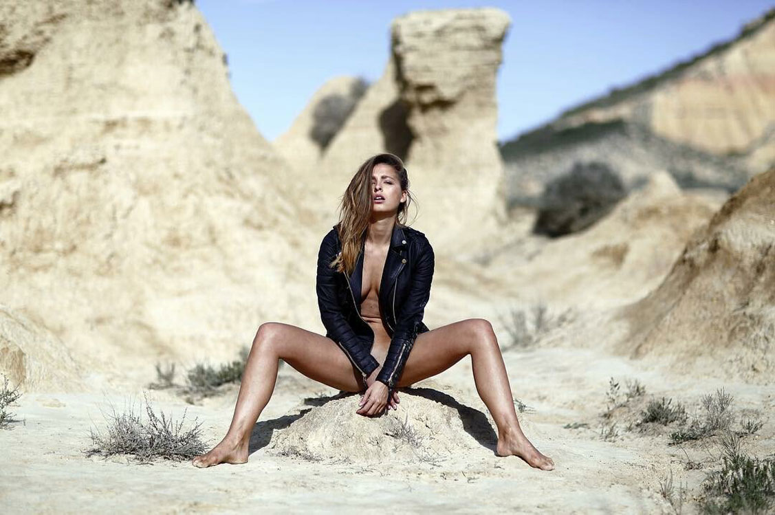 Marisa Papen by Florian Roser