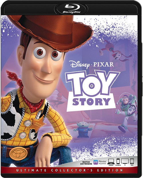Toy Story (1995-2019) COLLECTION.MULTi.720p.BluRay.x264.DTS.AC3-DENDA / DUBBING i NAPISY PL