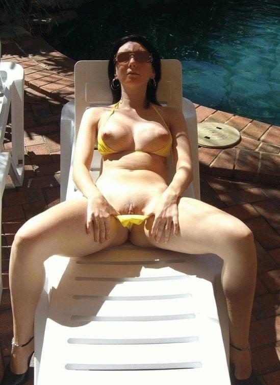 Mature amateur bikini pics-3502