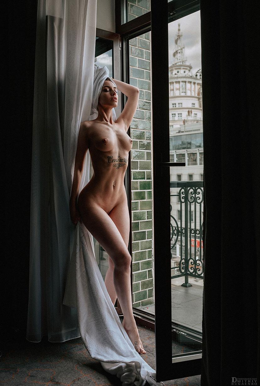 Сексуальная и почти голая Таня Фрост / фото 11