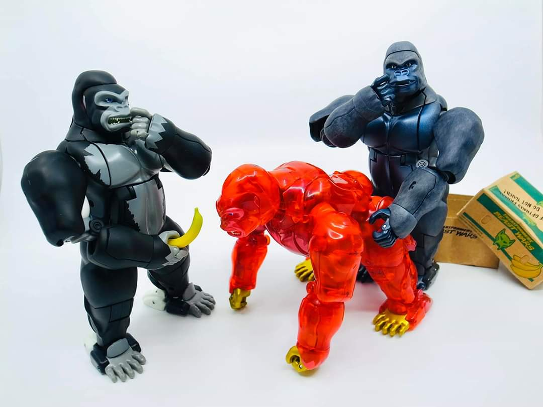 [Masterpiece] MP-32, MP-38 Optimus Primal et MP-38+ Burning Convoy (Beast Wars) - Page 4 39tHR8fr_o