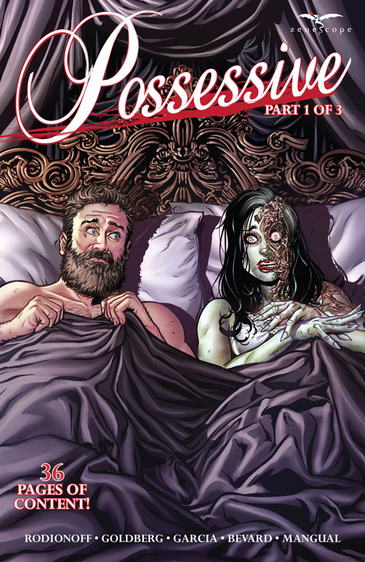 Posssessive 01 (of 03) (2021)