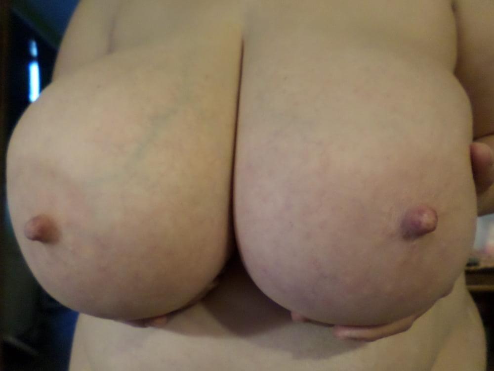Big natural boobs big nipples-7288