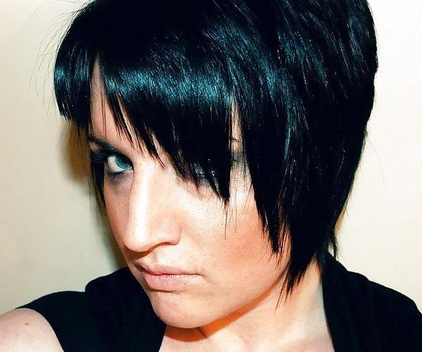 Best hair style for short hair girl-4321
