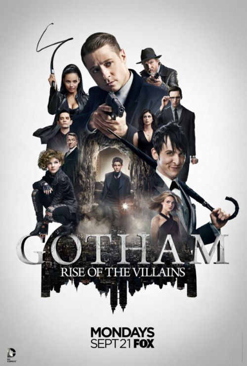 Gotham S02 720p BluRay