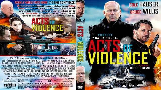 Actos De Violencia (2018) BRRip 720p Audio Trial Latino-Castellano-Ingles