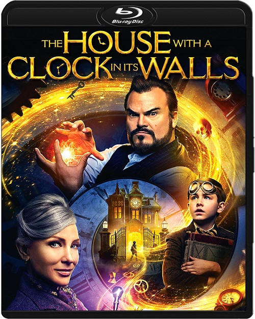 Zegar czarnoksiężnika / The House with a Clock in its Walls (2018) MULTi.720p.BluRay.x264.AC3-DENDA / DUBBING PL