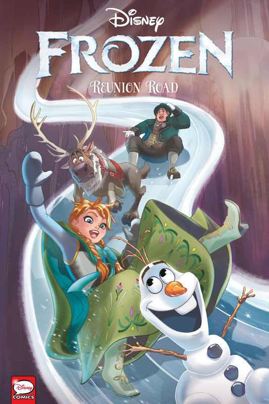 Disney Frozen - Reunion Road (2019)