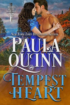Tempest Heart (Hearts of the Highlands Boo   Paula Quinn