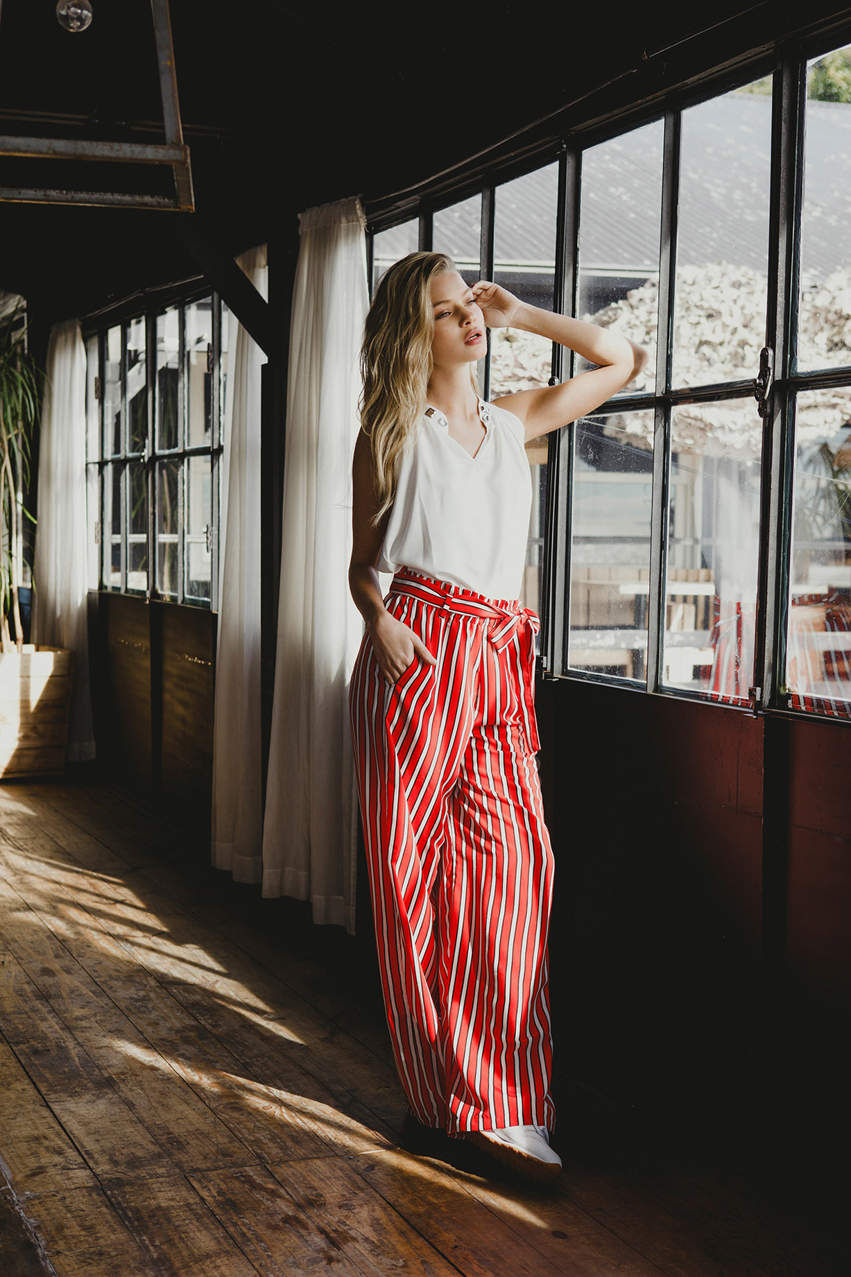 Модная одежда Aisuru, весна-лето 2019 / Floren Baldi by Cecilia Romano