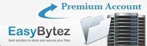 Easybytez Premium Account
