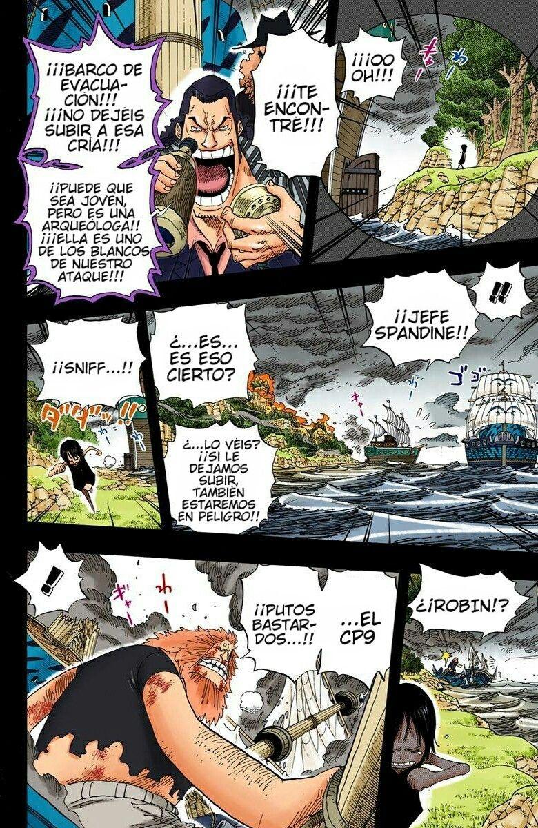 One Piece Manga 391-398 [Full Color] FbeRuJcy_o