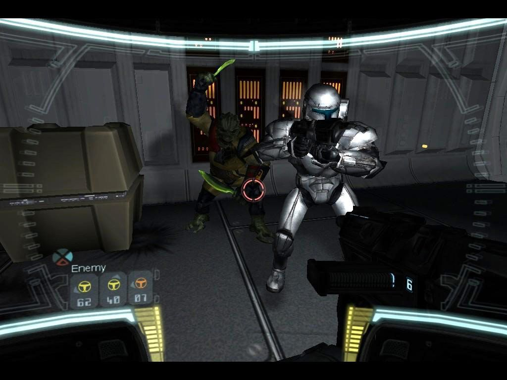 Star Wars: Republic Commando Captura 1