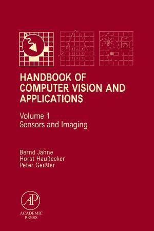 Jahne B Handbook of Computer Vision and Applications Vol 1 Sensors and Imaging