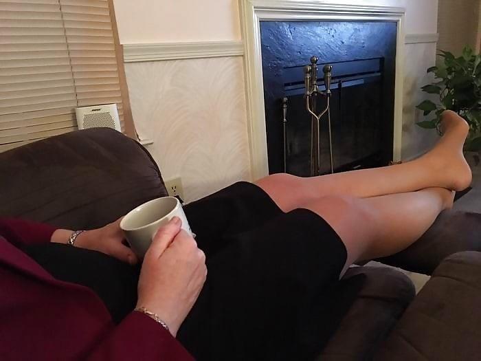 Mature foot tube-7453
