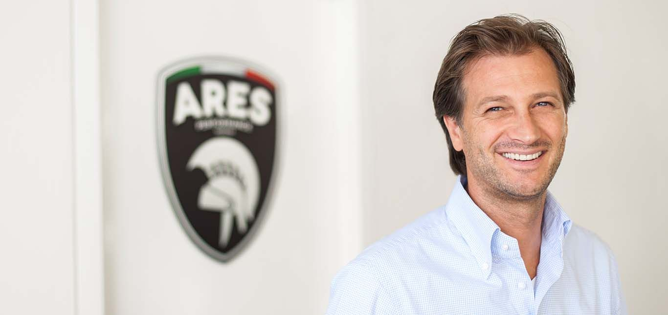 The TG interview: Dany Bahar, Co-Founder of Ares Design Modena