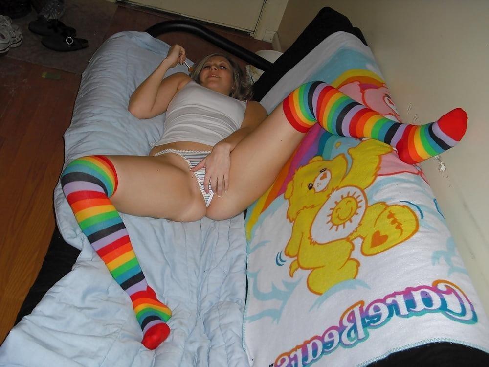 Hot girl sexy butt-9285